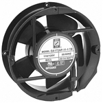 "Orion OA172AP-11-3WB Fan AC 115VAC 172mm x 51mm - 6.7"" x 2.0""  1800RPM Wire Leads"