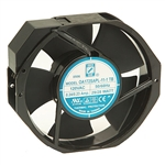"Orion OA172SAPL-11-3TB Fan AC 115VAC 172 x 150 x 38mm - 6.7"" x 5.9"" x 1.5"" 1700RPM Terminals"