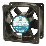 "Orion OA180AP-11-1TB AC Cooling Fan 115VAC - 180 x 89mm - 7.1"" x 3.5"" Terminals"