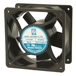 "Orion OA180AP-22-1TB AC Cooling Fan 230VAC - 180 x 89mm - 7.1"" x 3.5"" Terminals"