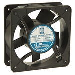 "Orion OA180APL-22-3WB AC Cooling Fan 230VAC - 180 x 65mm - 7.1"" x 2.6"" 1650RPM Wire Leads"
