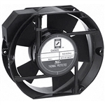 "Orion OA5920-23TB Challenger Series AC Cooling Fan, 230VAC - 172 x 150 x 51mm - 6.7"" x 5.9"" x 2.0"" Terminals"