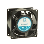 "Orion OA80AP-11/22-1WB Dual Voltage AC Cooling Fan 115/230VAC - 80 x 38mm - 3.15"" x 1.5"""