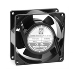 "Orion OA938AP-11/22-1WB Dual Voltage Cooling Fan 115/230VAC - 92 x 38mm - 3.62"" x 1.5"""