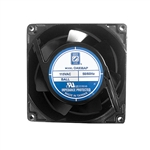 "Orion OA938AP-11-2TB Fan 115v AC Ball Bearing 92 x 38mm - 3.62"" x 1.5"" 2400RPM Terminals"