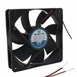 "Orion Fans OD1225-12LB DC Cooling Fan, 12VDC - 120 x 25mm - 4.72"" x 1.0"" Low Speed"