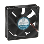 "Orion Fans OD1232-24HB Cooling Fan 24VDC - 120 x 32mm - 4.7"" X 1.25"" High Speed Wire Leads"