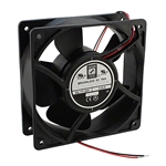 "Orion OD1238-12LB Fan, 12VDC - 120 x 38mm - 4.7"" x 1.5"" - 2000RPM"