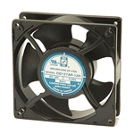 "Orion OD127-12HHB DC Cooling Fan 12VDC - 127 x 38.5mm - 5.0"" X 1.5"" Extra High Speed"