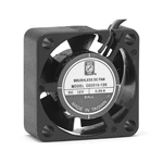 "Orion OD2510-12HB Cooling Fan, 12VDC - 25 x 10mm - 1.00"" x .39"" High Speed"