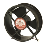 "Orion OD254AP-12HB Cooling Fan 12VDC - 254 x 89mm - 10.0"" x 3.50"""