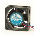 "Orion OD4020-24HB Cooling Fan, 24VDC 40 x 20mm - 1.57"" x .79"" High Speed"