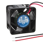 "Orion OD4028-24MB Cooling Fan 24VDC 40 x 28mm - 1.58"" x 1.10"" Medium Speed"