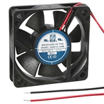 "Orion OD6015-12LB Cooling Fan 12VDC - 60 x 15mm - 2.36"" X .59"" Low Speed"