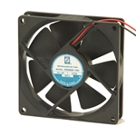 "Orion OD9220-12HB Cooling Fan 12VDC - 92 x 20mm - 3.6"" x 0.79"" High Speed"