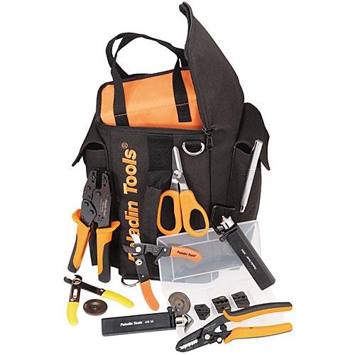 Greenlee Paladin Tools 1161 Adjustable Fiber-Jacket Stripper