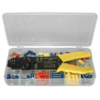 Philmore Solderless Crimp Terminal Kit 65-1875