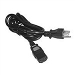 Philmore 70-251 Computer Power Cord, NEMA 5-15P Molded Female 12ft.