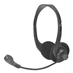 Philmore 71-1892 Multimedia Stereo Headset with Microphone