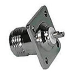 Philmore 713 N Connector Female Chassis Mount