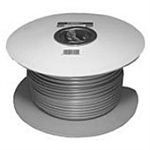 Philmore 75-902 Flat Line Cord, Silver Satin 26 gauge Stranded 1000ft. Spool