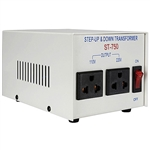 Philmore ST750 Step Up & Down Transformer 750 Watt
