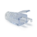 Platinum Tools 100035 Strain Reliefs for EZ RJ45 CAT5/5e Connectors - 50/pkg