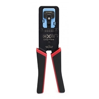 Platinum Tools 100062 EXO Crimper for EZ-RJ45 connectors.