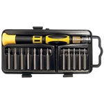 Platinum Tools 19103 Micro Mini II 13 Piece Screwdriver Set