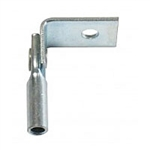 "Platinum Tools JH920 Rt Angle Clip, 1/4-20 with 1/4"" hole."
