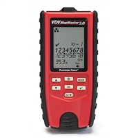 T130 Platinum Tools VDV MapMaster 3.0 Cable Tester