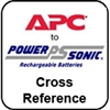 APC to Power-Sonic Cross