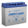Powersonic PS-12180 SLA Battery 12v 18ah Rechargeable Sealed Lead Acid