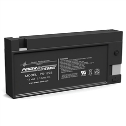 PS-1223PC Powersonic Battery