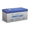 Powersonic PS-1230F1 SLA Battery 12v 3.4ah Rechargeable Sealed Lead Acid
