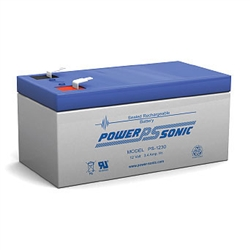 Powersonic PS-1230F1 Battery