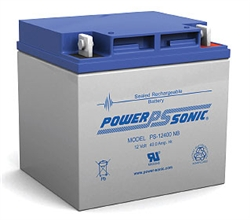 PS-12400NB Powersonic Battery