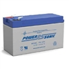 Powersonic PS-1270F1  SLA Battery 12v 7ah Rechargeable Sealed Lead Acid