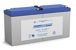 PS-1282L Powersonic Battery