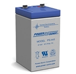PS-445F2 Powersonic Battery
