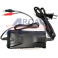 Powersonic PSC-124000A-C Battery Charger for 14-55ah SLA Batteries 12v 4000ma C-Series Switch-Mode Automatic