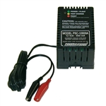 Powersonic PSC-12800A Battery Charger for 4-8ah SLA Batteries Automatic 12v 0.80A