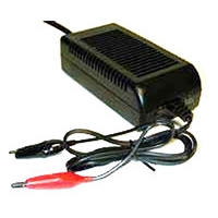 Powersonic PSC-64000A-C Battery Charger for 10-40ah SLA Batteries 6V 4.0A C-Series Switch-Mode Automatic