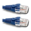 CAT6 Patch Cable 10ft. Blue</br>w/Snagless Molded Boot
