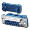 IDC-15FB/2<br>15-Pin Female D-Sub IDC Type Metal Shell Connector
