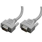 PPA S-9MM-6' CABLE DB9 M/M 6 FT