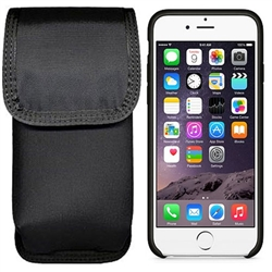 Ripoffs BL-333 Holster fits Apple iPhone X with no cover, 6, 6S or 7 with Apple Cover, Speck or Galaxy S8 with no cover.