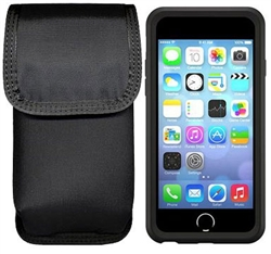Ripoffs BL-334 Holster for Apple iPhone 8, 6, 6S or 7 in Otterbox Defender Belt Loop Version