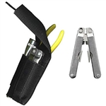 Ripoffs BL-7 Utility Holster for MiniFlashlights, Knife, Plier, Clip, or Scissors - Belt-Loop Version