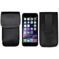 Ripoffs BL-i6P Holster fits APPLE iPhone XS Max, 8 Plus, 7 Plus, 6s Plus - SAMSUNG Galaxy S8+, S9+ - GOOGLE Pixel 2 XL - LG V20 - Motorola Moto G7